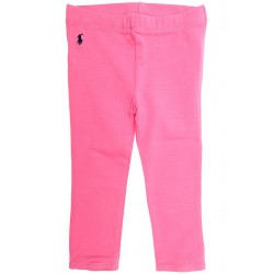 RALPH LAUREN - Leggings rose