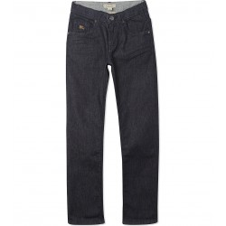 Pantalon denim bleu