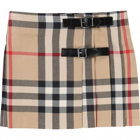 BURBERRY - Jupe classic check