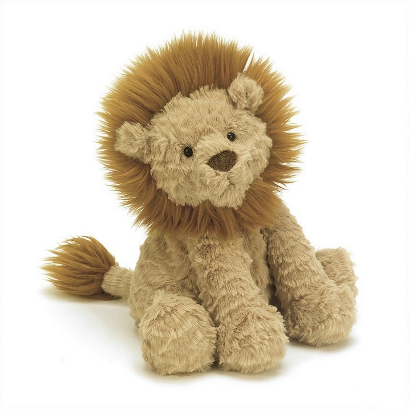 JELLYCAT - Lion Fuddlewuddle