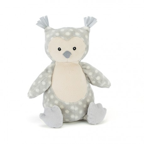JELLYCAT - Chouette grise