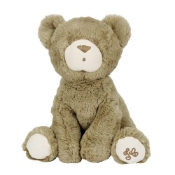 Peluche ours Prosper taupe