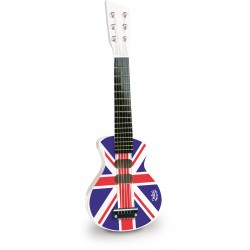 VILAC - Guitare rock Union Jack