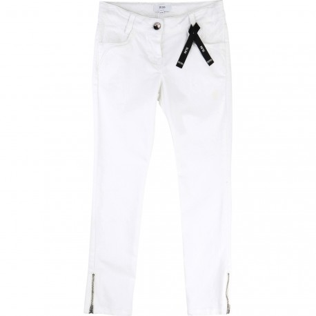 HUGO BOSS - Pantalon blanc