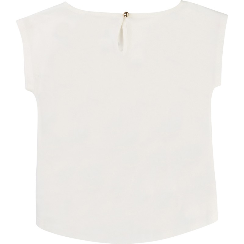 LITTLE MARC JACOBS - T-shirt blanc