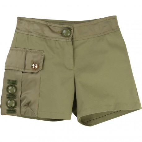 LITTLE MARC JACOBS - Short kaki
