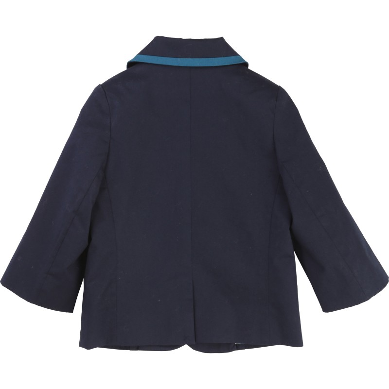 CARREMENT BEAU - Veste de costume bleue