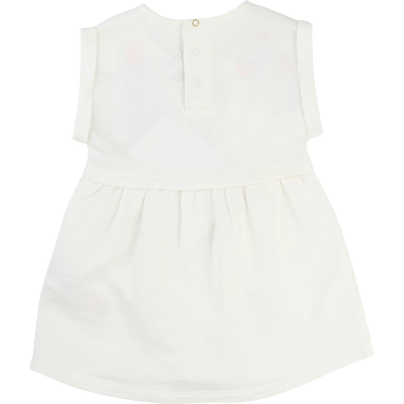 LITTLE MARC JACOBS - Robe blanche