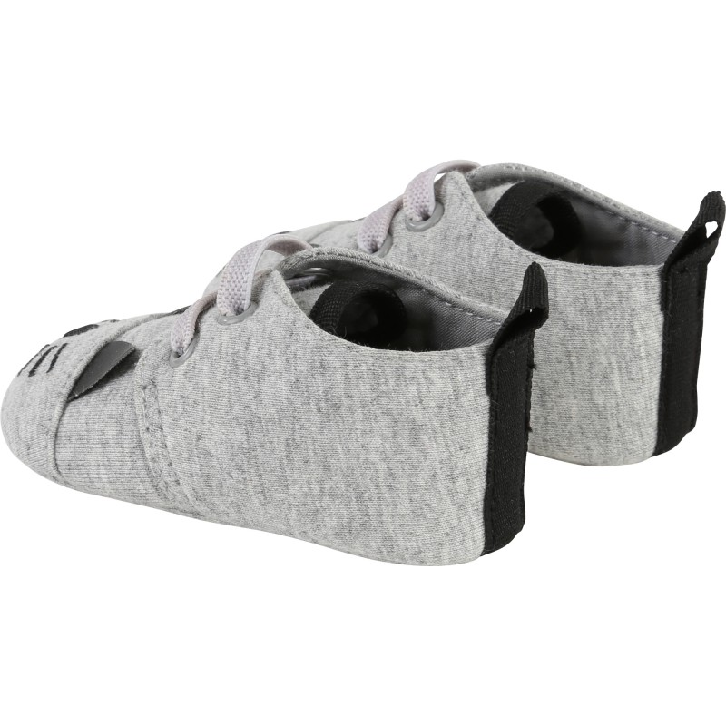 KARL LAGERFELD - Chaussons gris