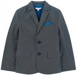LITTLE MARC JACOBS - Veste de costume bleue