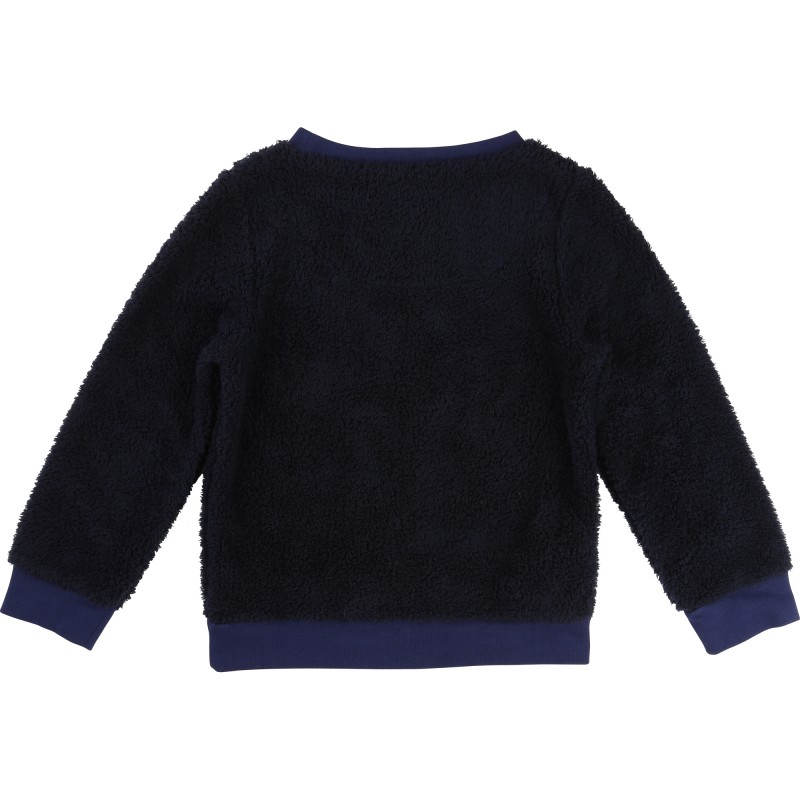 LITTLE MARC JACOBS - Pull bleu