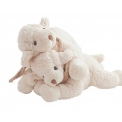 Peluche agneau Lazy et Lefty
