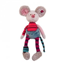 Peluche souris Crazy Mousy