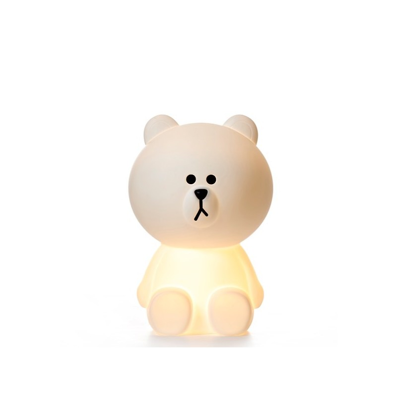 MR MARIA - Lampe ours Brown XL