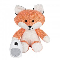 FLOW - Peluche renard réconfortante orange