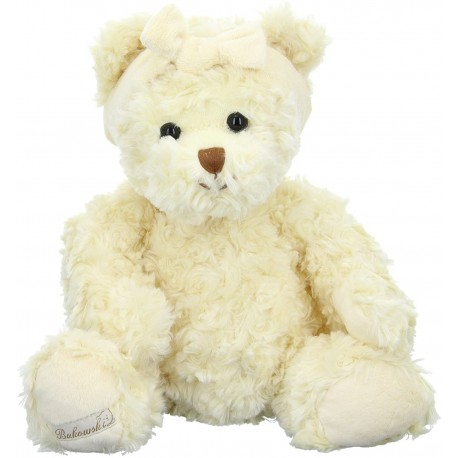 TARTINE ET CHOCOLAT - Peluche ours Florence